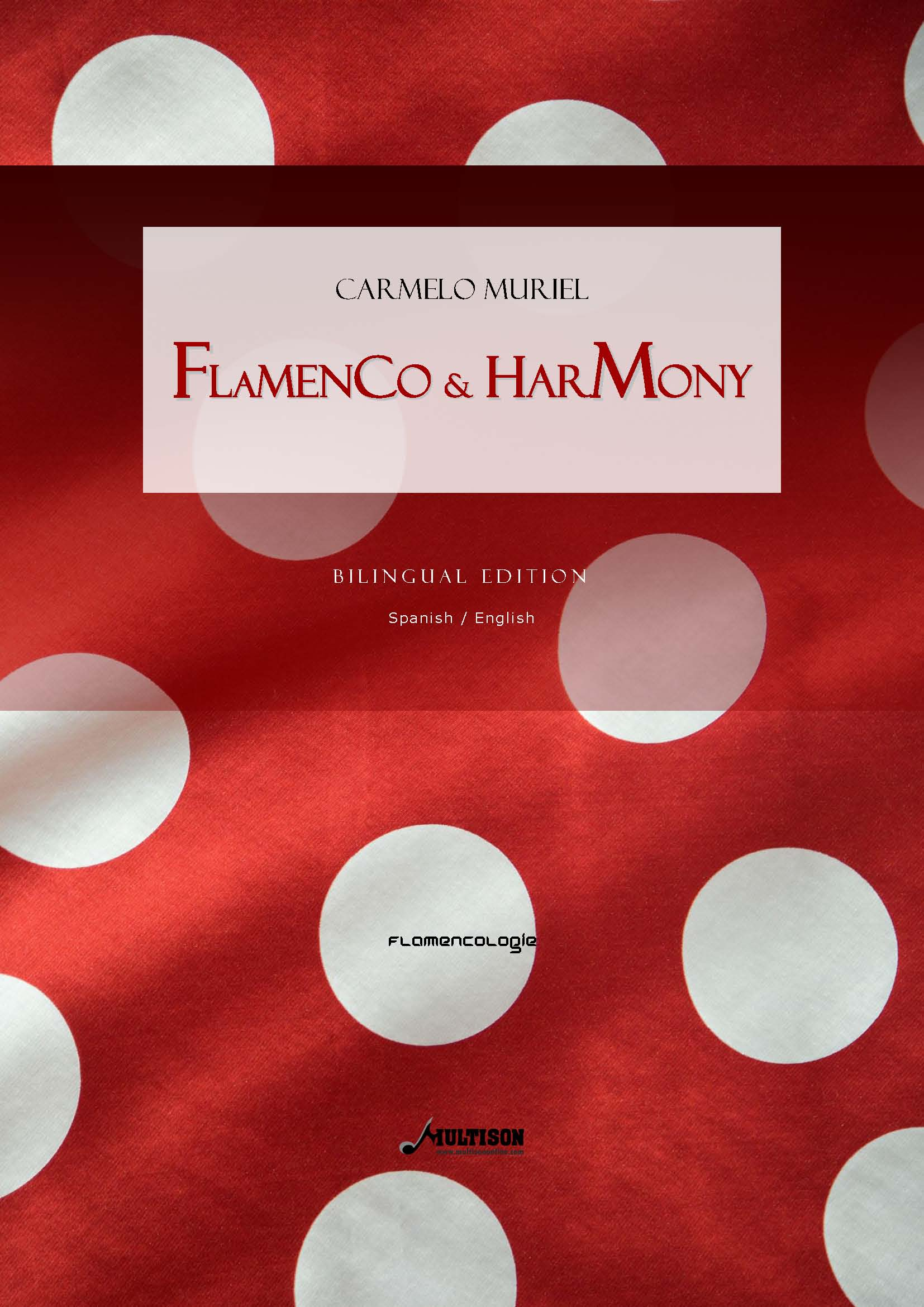 Frontpage of Flamenco and Harmony