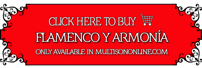 Buy book Flamenco and Harmony